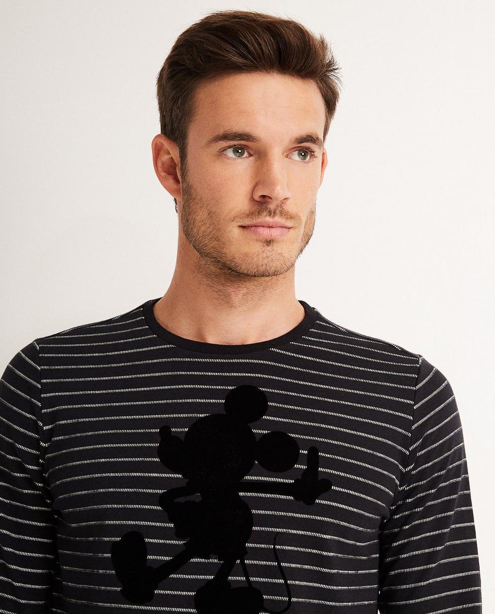 T-Shirts - Schwarz -